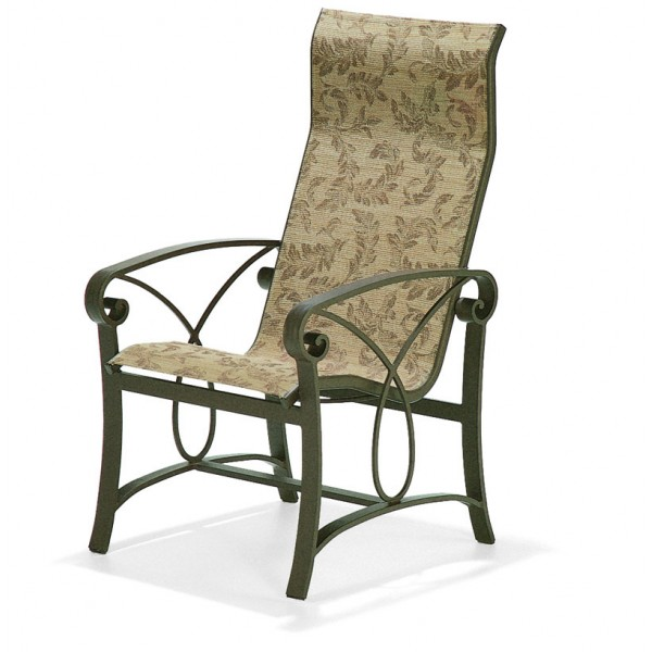 Palazzo Sling Ultimate High Back Game Chair