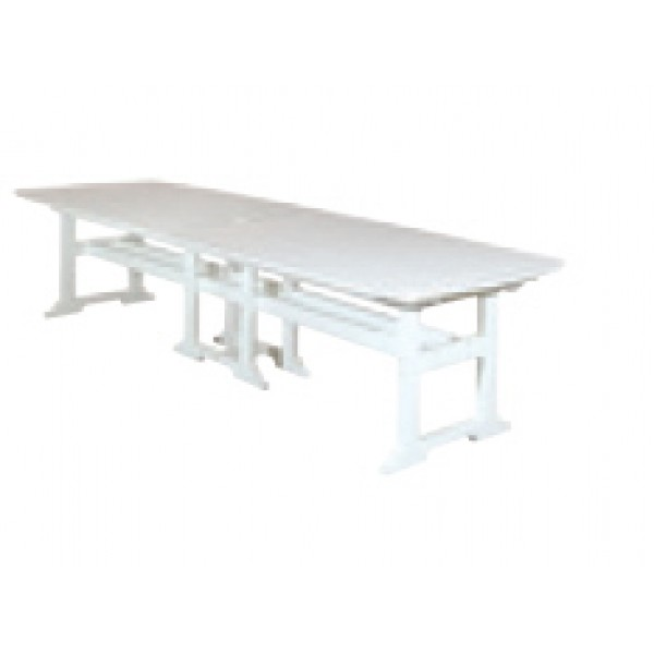 "Portsmouth 44"" x 130"" Rectangular Dining Table"