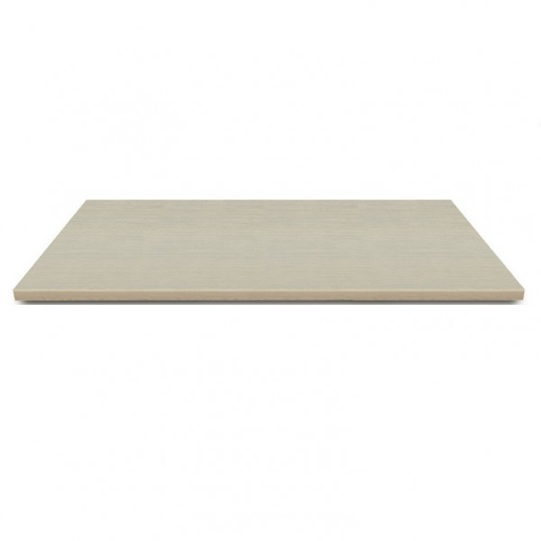 rectangle Overlay Edge laminate and wood edge indoor restaurant cafe bar hospitality table top
