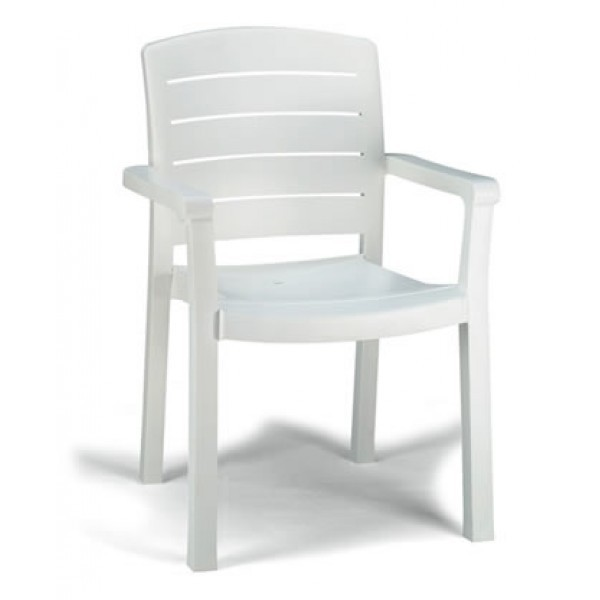 Restaurant Hospitality Outdoor Chairs Acadia Classic Stacking Dining Arm Chair
