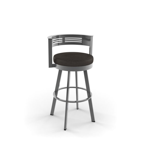 Rival 41533-USMB Hospitality distressed metal bar stool