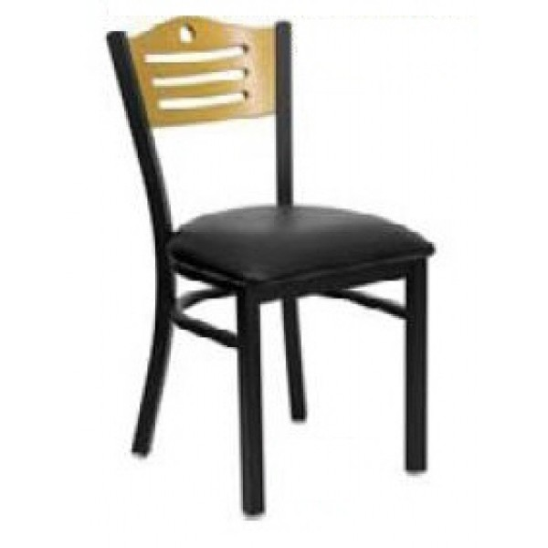 Shoreline Wood Back Dining Chair SL2150-SH