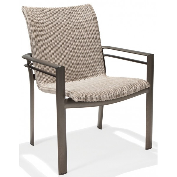 Southern Cay Woven Sling Dining Chair