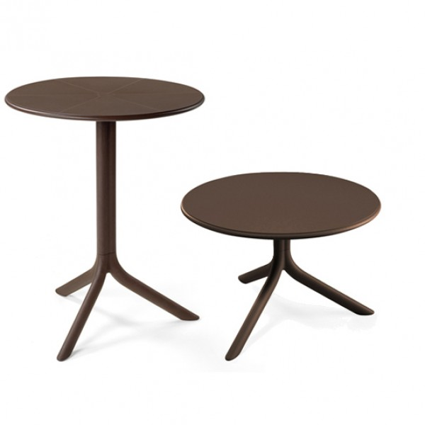 Spritz Side Table - Caffe