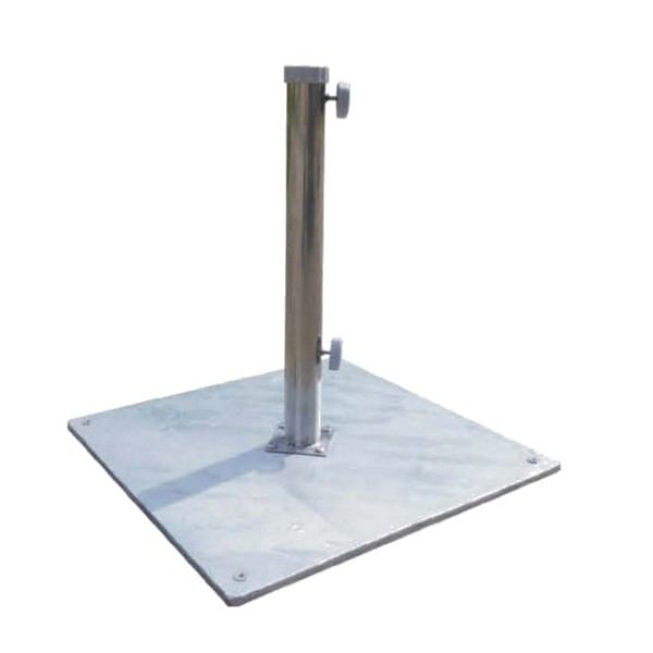 Steel Umbrella Base for Commercial Umbrellas