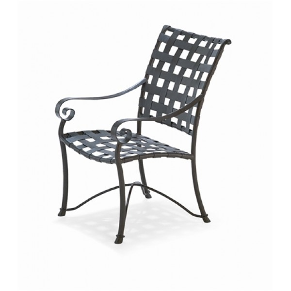 Vallero Crossweave High Back Game Chair