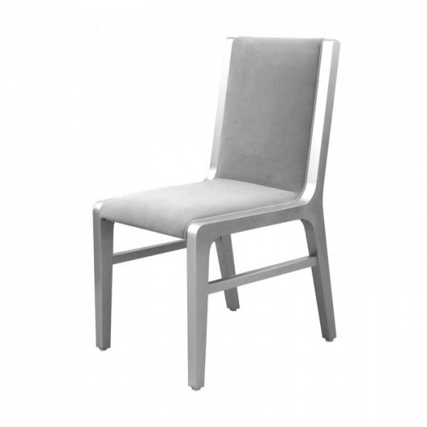 Vance Fully Upholstered Hospitality Commercial Restaurant Lounge Hotel Dining Chair