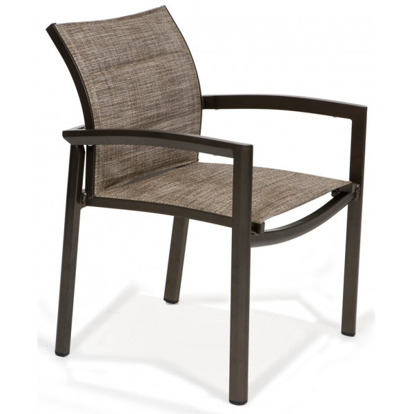 Vision Nesting Relaxed Padded Sling Dining Chair