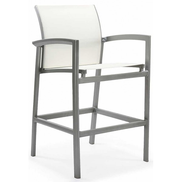 Vision Relaxed Sling Bar Stool