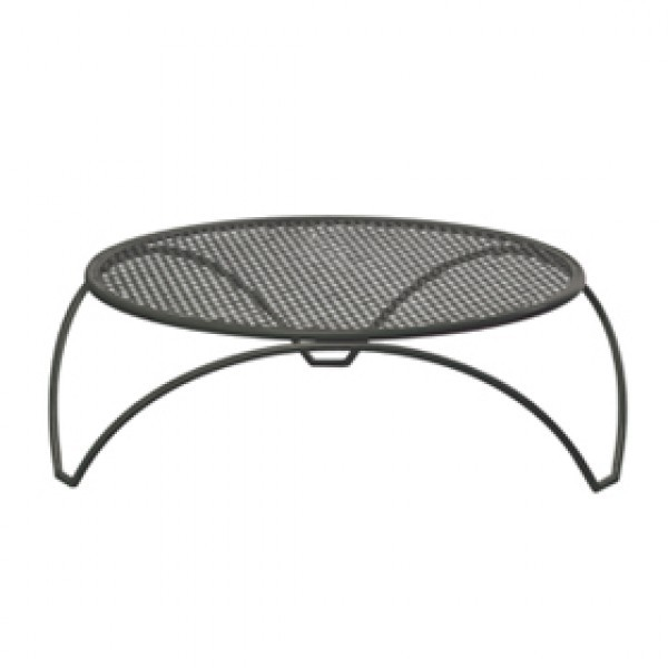 "Wrought Iron Hospitality Lounge Tables 32"" Round Vera Low Lounge Table"