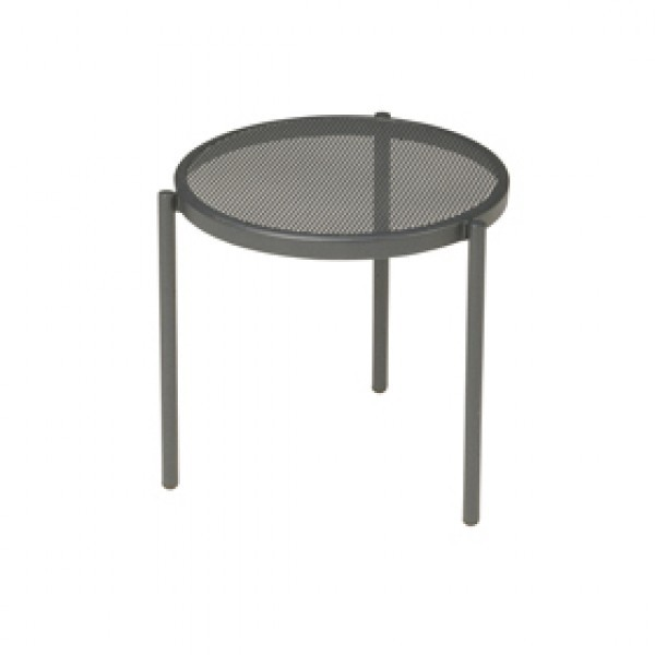 Wrought Iron Hospitality Lounge Tables Disco Low Lounge Table