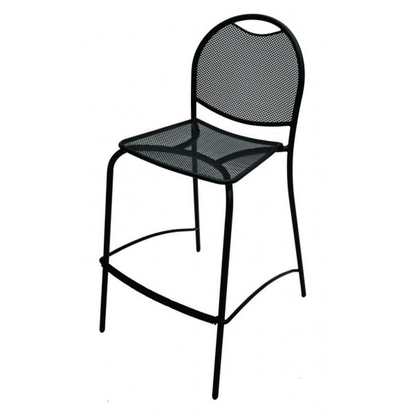 Wrought Iron Restaurant Barstools Barkley Bar Stool