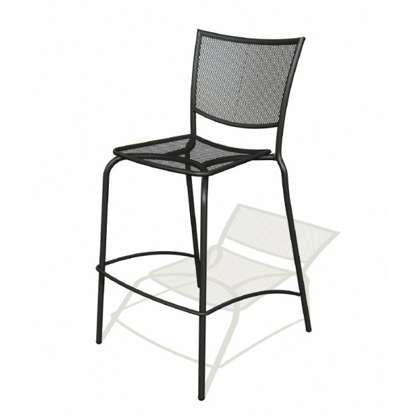 Wrought Iron Restaurant Barstools Manhattan Bar Stool