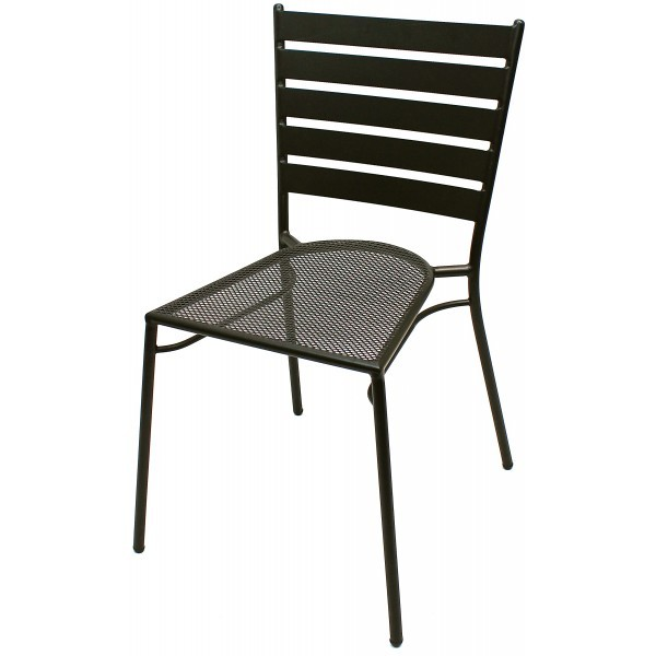 Wrought Iron Restaurant Chairs Chelsea Bistro Chair