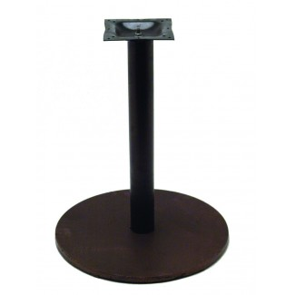 "18"" Round Table Base 600F Series"