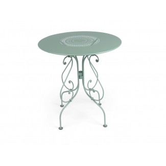 "1900 26"" Round Bistro Table without Parasol Hole"