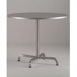 "24"" Round Aluminum Cafe Table"