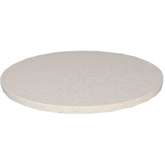 24 Round Quartz Solid Surface Tabletop
