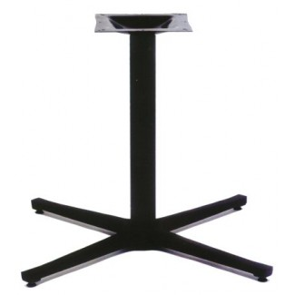 "24"" x 30"" Cross Table Base 8900 Series"