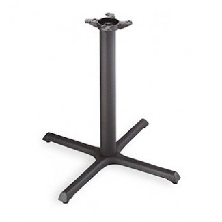"24"" x 30"" Cross Table Base SS Series"