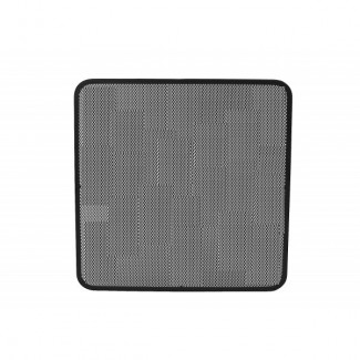 "30"" Square Micro Mesh Radius Corner Table Top without Umbrella Hole"
