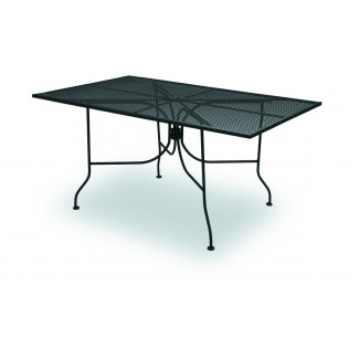 "30 ""x 48"" Rectangular Umbrella Table"