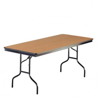 "30"" x 96"" Folding Banquet Table"