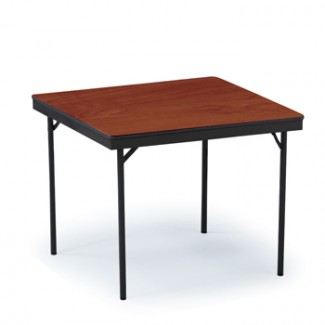 "36"" Square Folding Banquet Table"