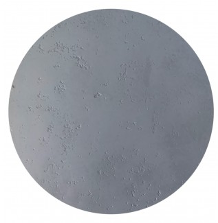 52 inch Round Fibercrete Faux Concrete Outdoor Commercial Restaurant Hotel Cafe Hospitality Table Top