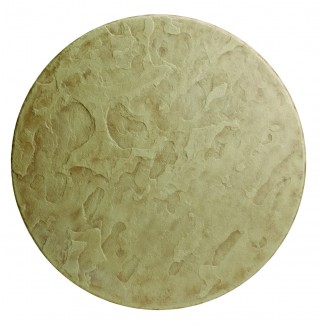 "54"" Round Faux Stone Table Top"