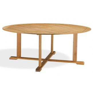 "67"" Round Dining Table"