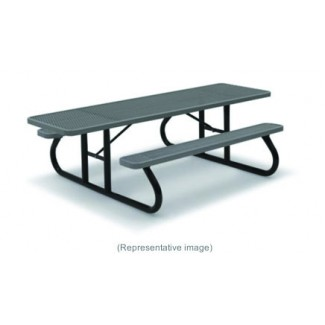 8' Plastisol ADA Compliant Portable Table
