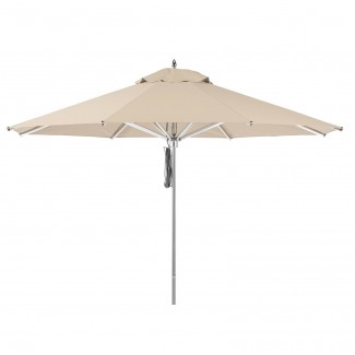864 Greenwich 11ft Octagon Portola Aluminum Commercial Hospitality HOA Pool Restaurant Patio Umbrella