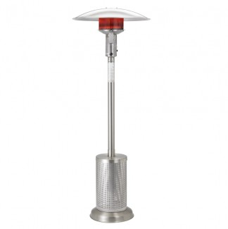 A270 Sunglow Outdoor Commercial Restauarnt Hospitality Dining Propane Heater Stainless Steel