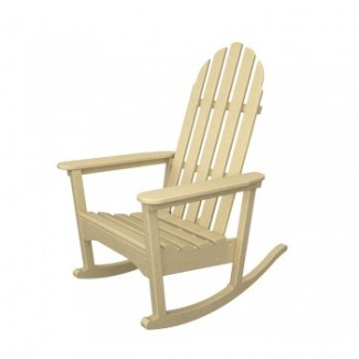 Adirondack Rocking Chair with Arms