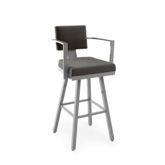 Akers 41431-USUB Hospitality distressed metal bar stool