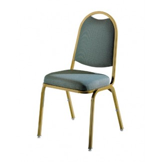 Alpha Steel Stacking Side Chair 505