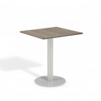 "Travira 24"" Square Bistro Table - Tekwood Vintage"