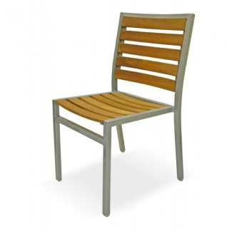 Mediterranean Stackable Side Chair