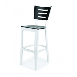 Aluminum Outdoor Restaurant Chairs Bar Stool
