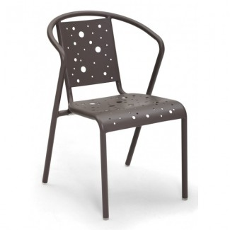 Jupiter II Stacking Arm Chair