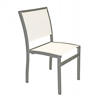 Aluminum Restaurant Side Chairs Mediterranean Sidechair AL-5624