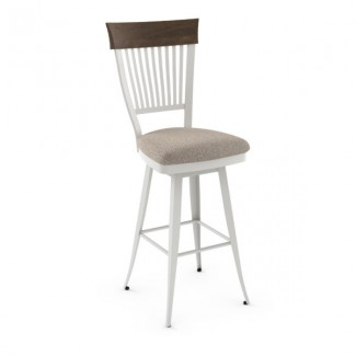 Annabelle 41419-USDB Hospitality distressed metal bar stool