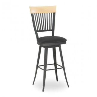 Annabelle 41419-USWB Hospitality distressed metal bar stool