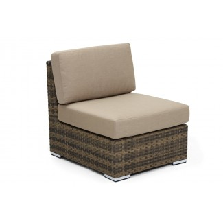 Annapolis Armless Lounge Chair