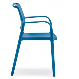 Pedrali Ara Stacking Armchair