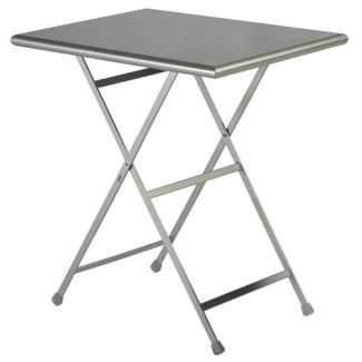 "20"" x 28"" Arc en Ciel Folding Table"