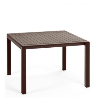 Aria 60 Side Table - Caffe