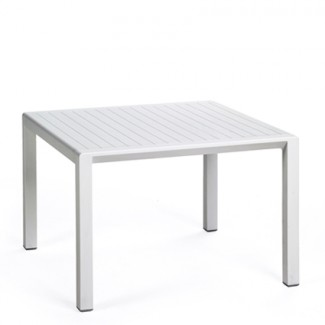 Aria 60 Side Table - White