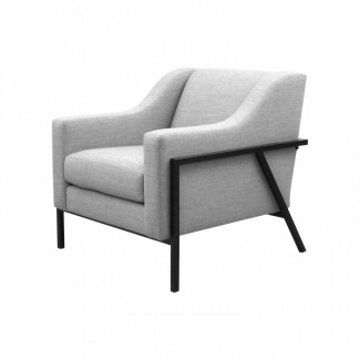 Arnold Fully Upholstered Hospitality Commercial Restaurant Lounge Hotel Chair